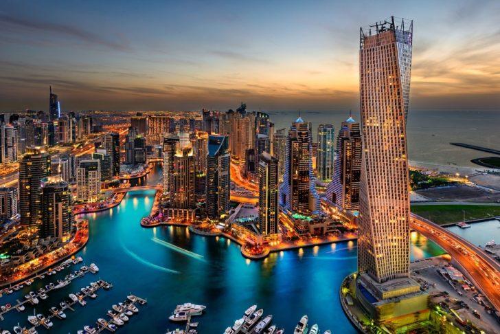 Dubai. Photo: vietnamdhtravel
