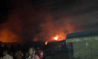 Panic As NNPC Pipeline Explodes In Lagos