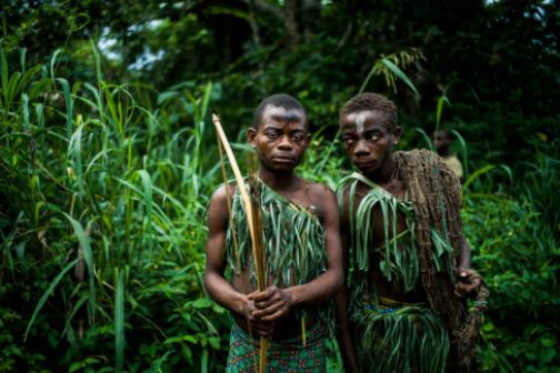 Five African Tribes Unaffected By Westernisation