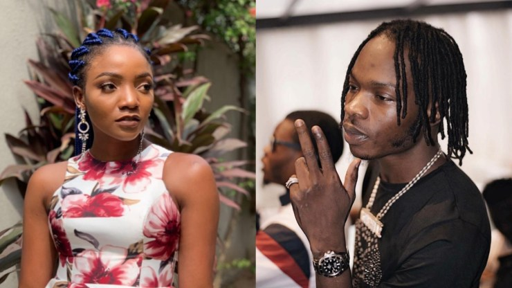 Image result for naira marley and simi gold