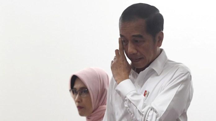 Environmental Indonesian President Joko Widodo Sumatra Borneo Air