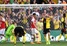 Arsenal Watford Quique Sanchez Flores Vicarage Road Javi