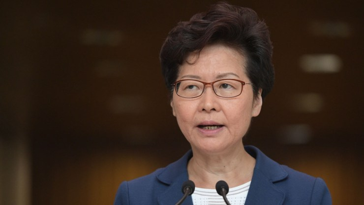 Hong Kong to take US to WTO over 'Made in China' label rule