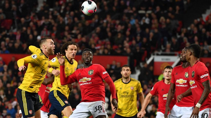 Arsenal and United clashes no longer title deciders - Solskjaer