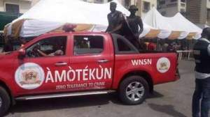 PD PD Chairman S'West claims they used the fake Amotekun Corps in Congress |  The Guardian Nigeria News