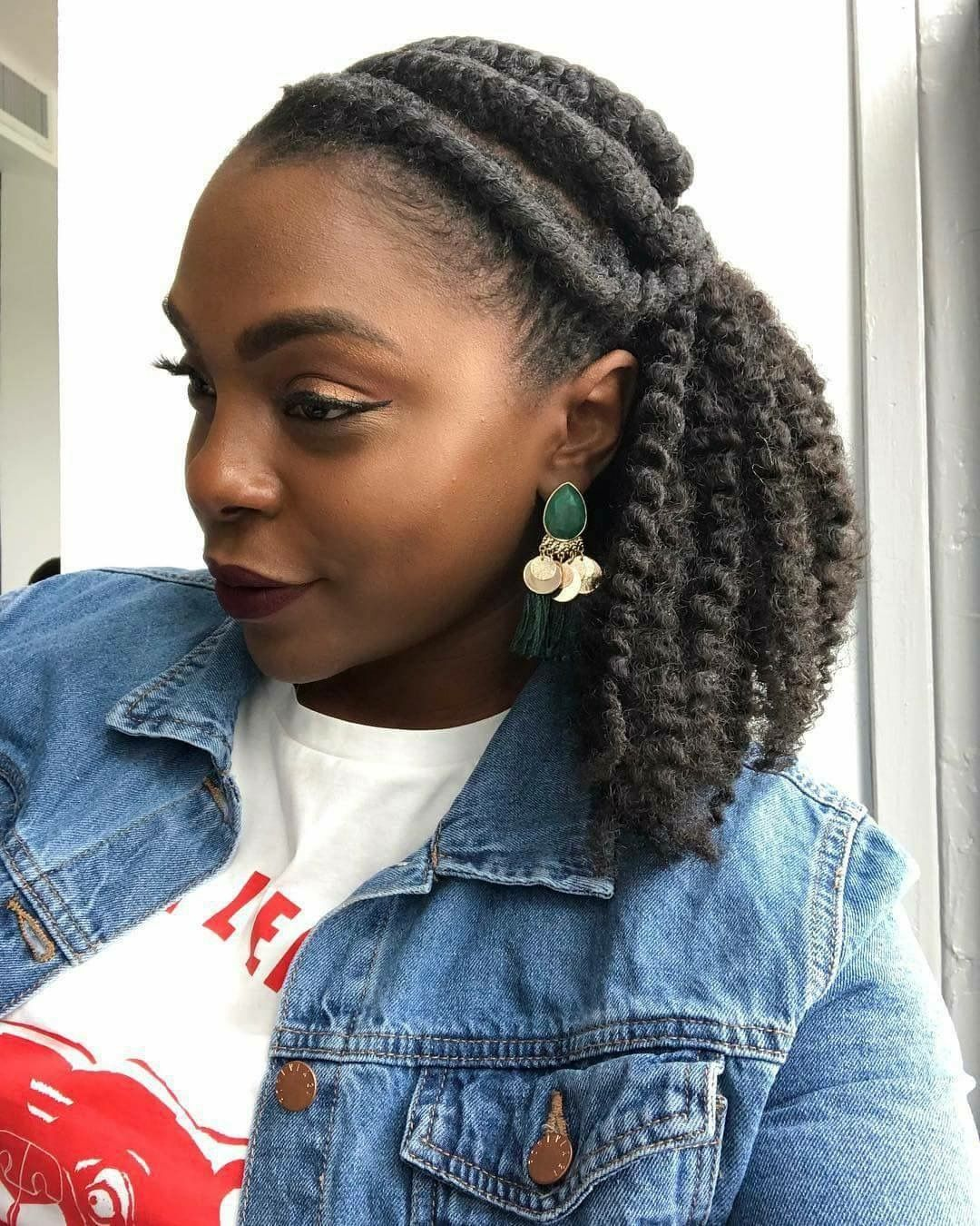 6 Protective Hairstyles Every Naturalista Should Knowguardian Life