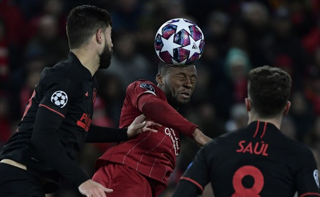 Three Things We Learned From Liverpool V Atletico