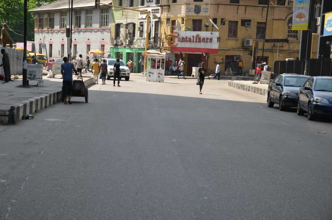 StayAtHome: See Pictures Of Lagos In The Last 48hours