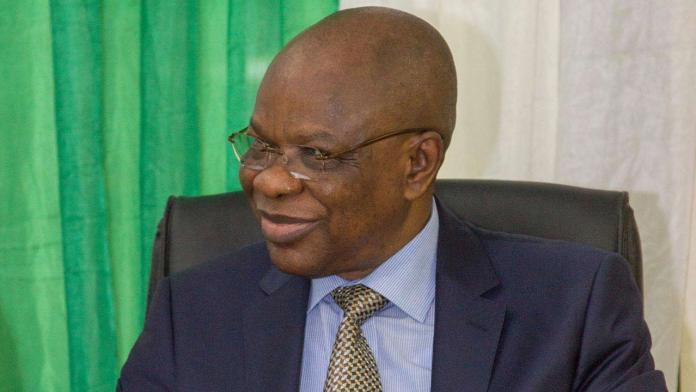 Maurice Iwu