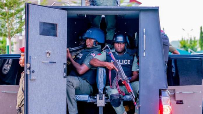 Nigeria police 1