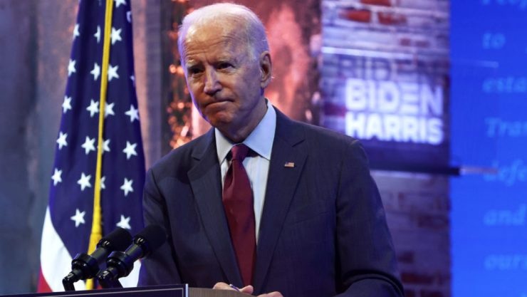 Sign of the times: Biden, Trump fans steal, damage placards