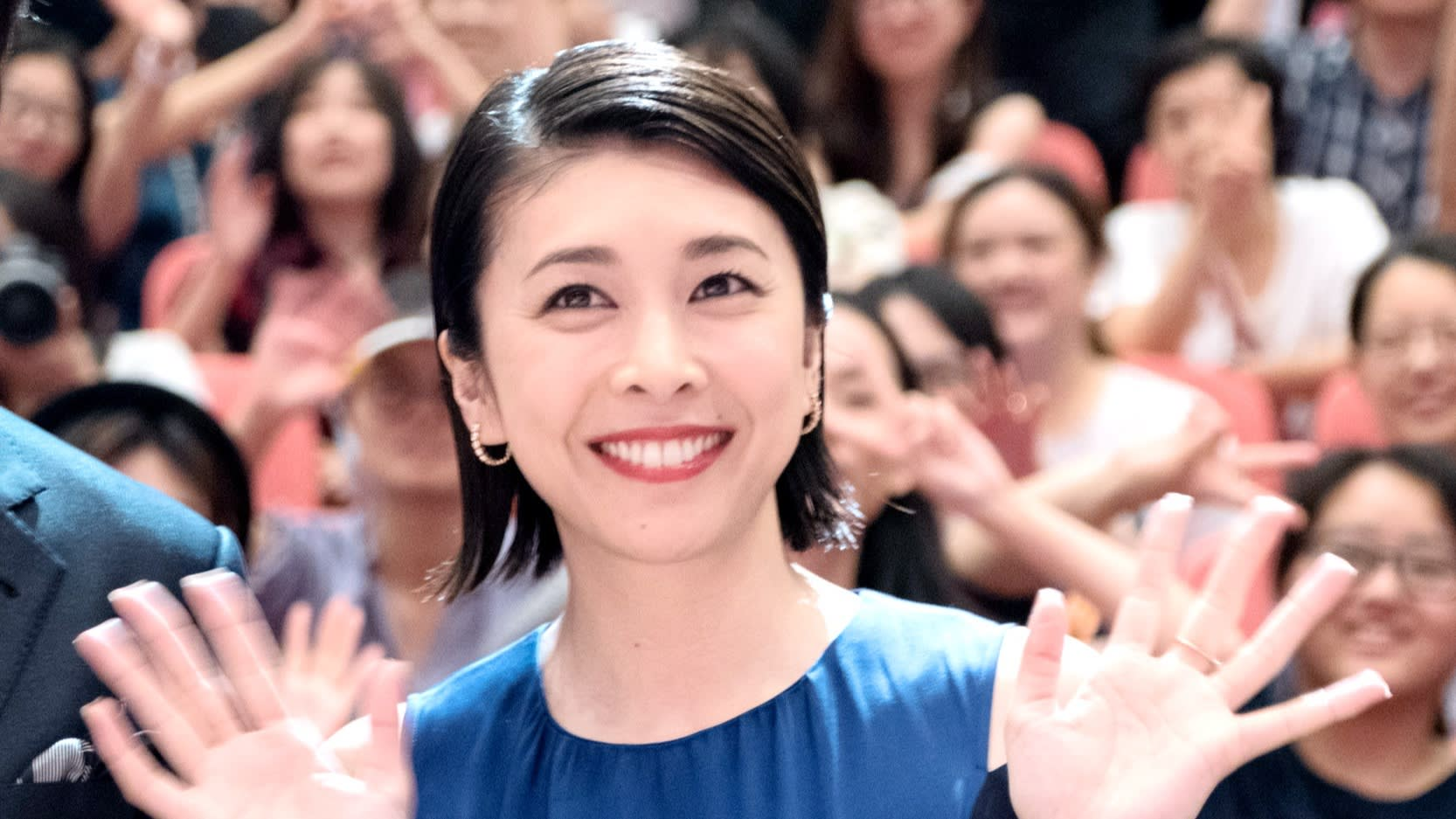 Japanese Actress Yuko Takeuchi Dead At 40 In Suspected Suicide thumbnail