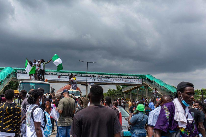 Image result for endsars protest