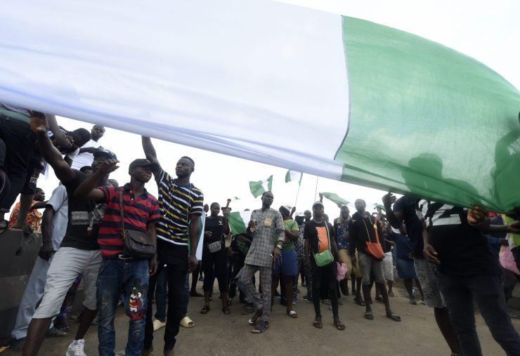 Survivors of Nigeria's Lagos shooting tell their story