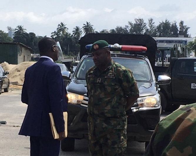 Lagos Judicial Panel denied access to military morgue