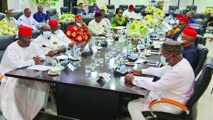 South East governors, leaders vow to resist killings