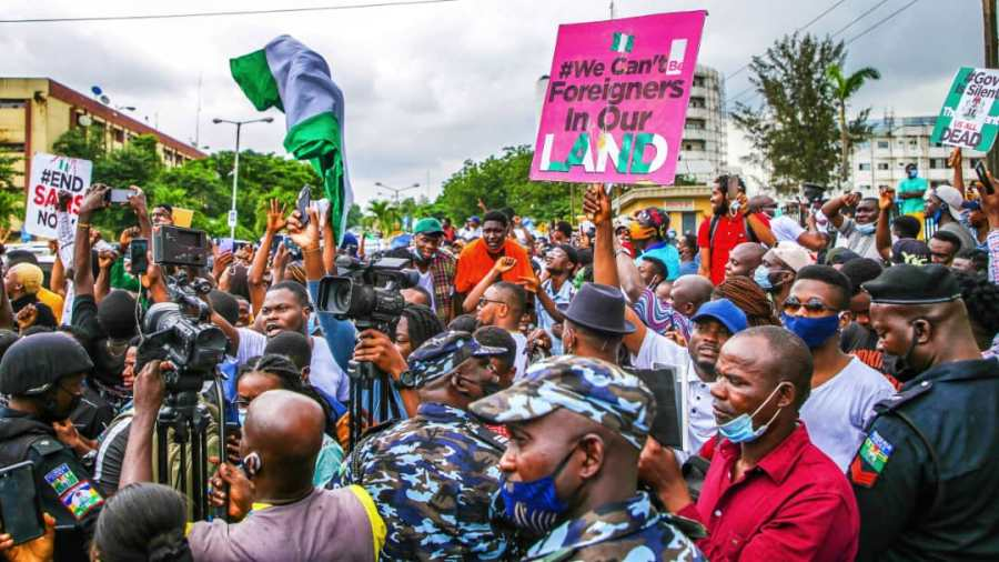 EndSARS protests gaining global attention | The Guardian Nigeria News - Nigeria and World NewsNigeria — The Guardian Nigeria News – Nigeria and World News