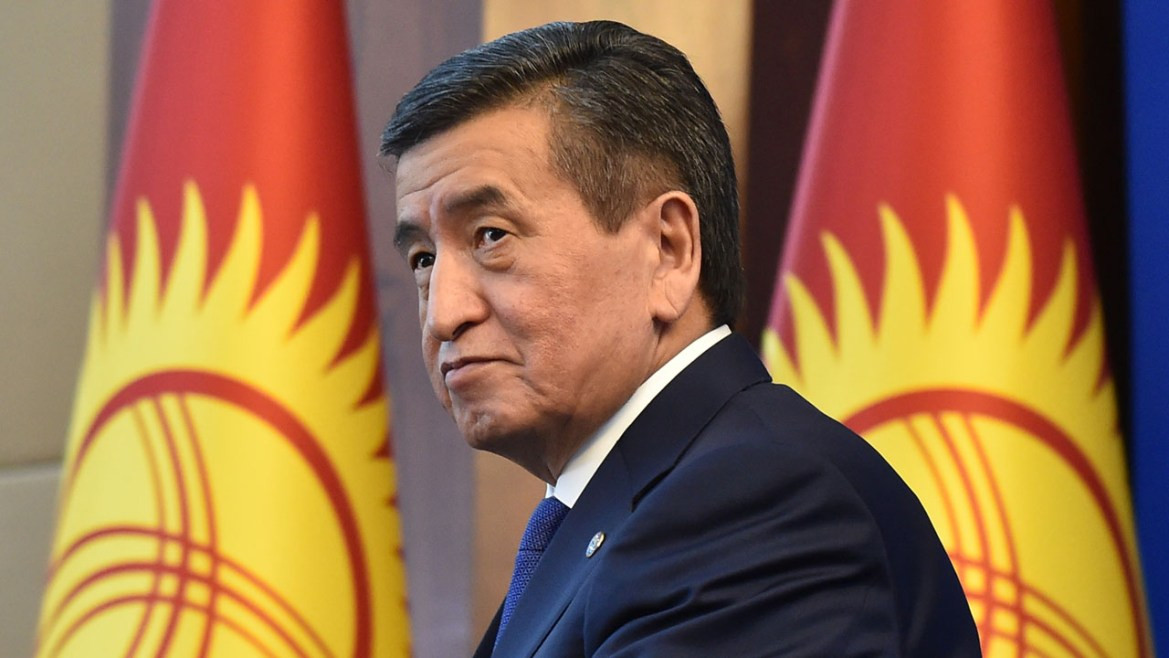 Kyrgyzstan president resigns to end post-election crisisWorld — The  Guardian Nigeria News – Nigeria and World News