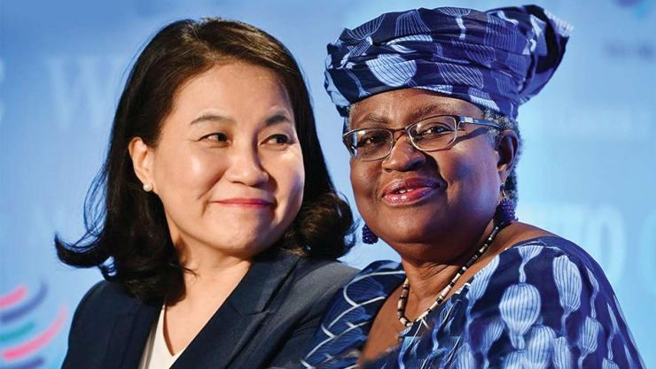 Battle for WTO DG… A win-win for women