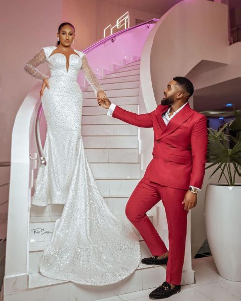 Facebook To Altar - Williams Uchemba's Wife Narrates How She Met  HimGuardian Life — The Guardian Nigeria News – Nigeria and World News