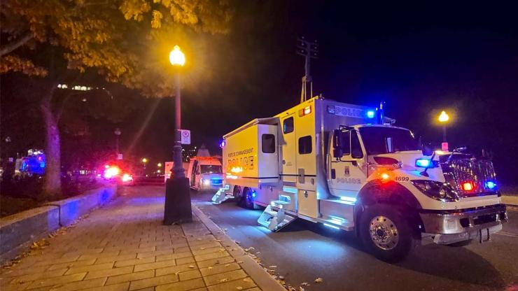 Swordsman in medieval clothing kills two in Quebec rampage