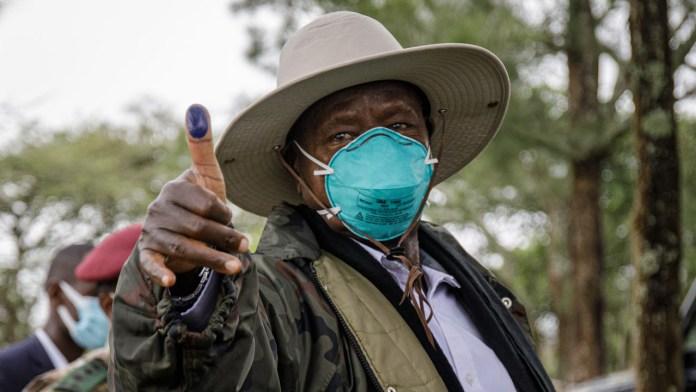 Yoweri Museveni 1