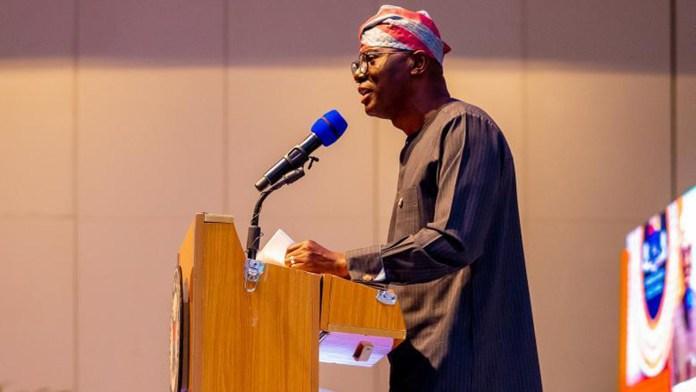 Governor Sanwo olu