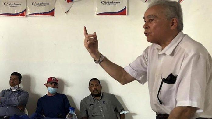 NICARAGUA POLITICS CRISIS ARRESTS VIDAURRE e1627203649379
