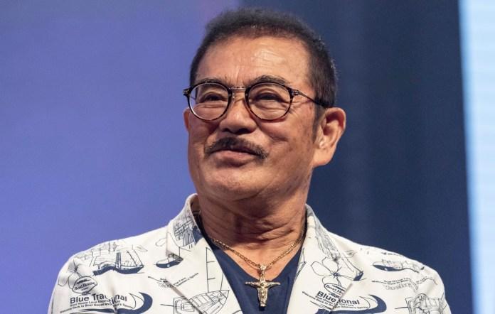 Actor Sonny Chiba