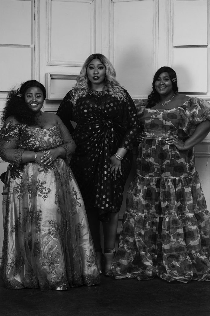 Dami Elebe Latasha Ngwube and Temi Aboderin Alao for The Guardian Life scaled