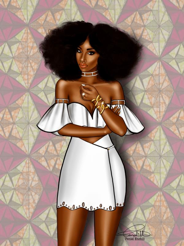 Peniel The Exceptional Illustrator The Guardian Nigeria