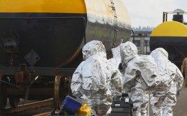 responding to chemical spill
