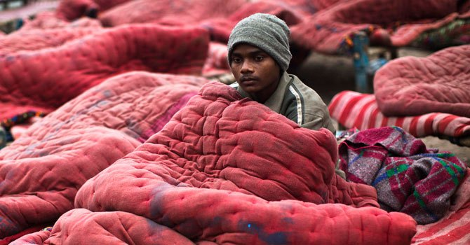 As many as 114 people have died due to cold temperatures in India