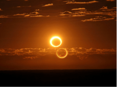 First Pictures of the Eclipse are Already Hitting the Internet