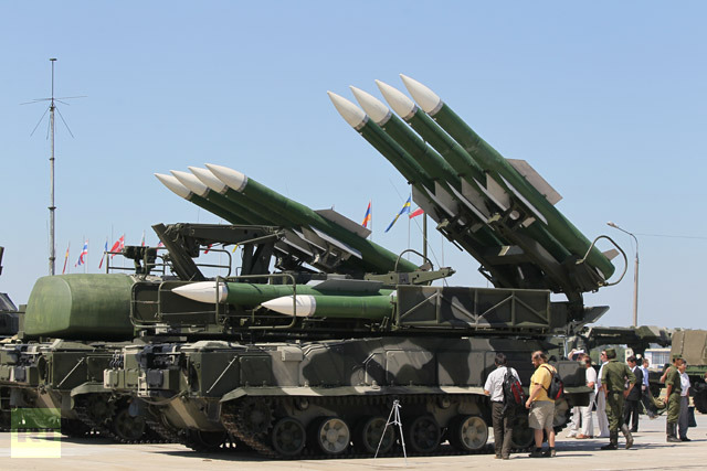 Concerns From Israel Over Cruise Missiles Sold to Syria