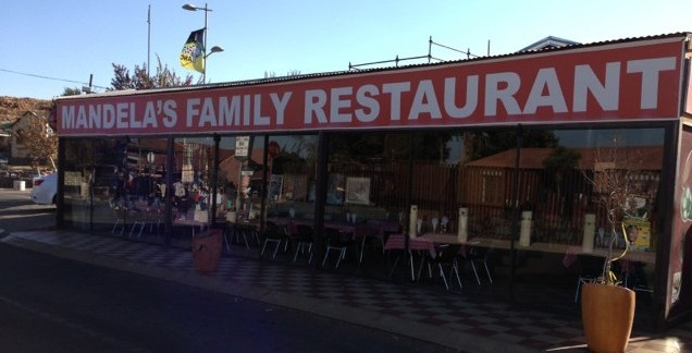 Mandela Family Restaurant
