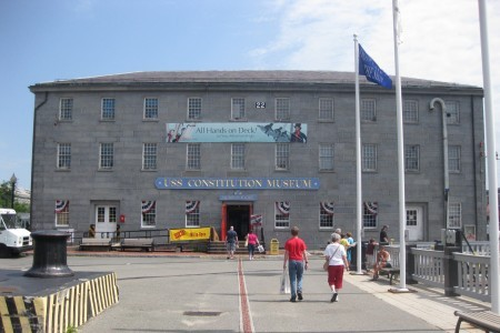 Boston's USS Constitution Museum Offers Labor Day Family Fun