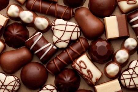 Does your chocolate contain wax