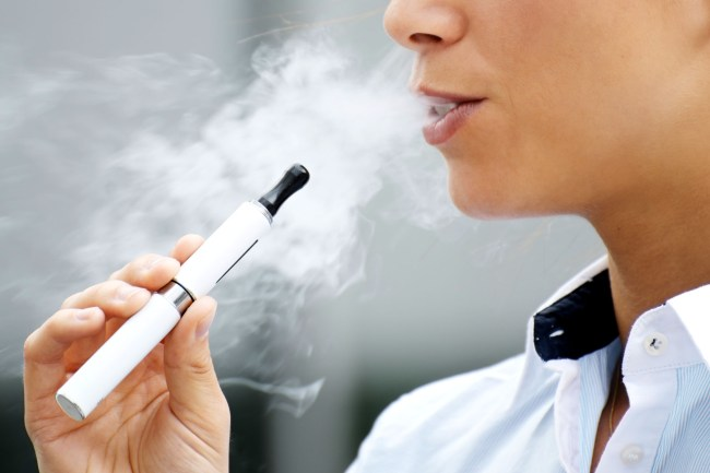 E-cigarettes more or less effective than nicotine patches in study