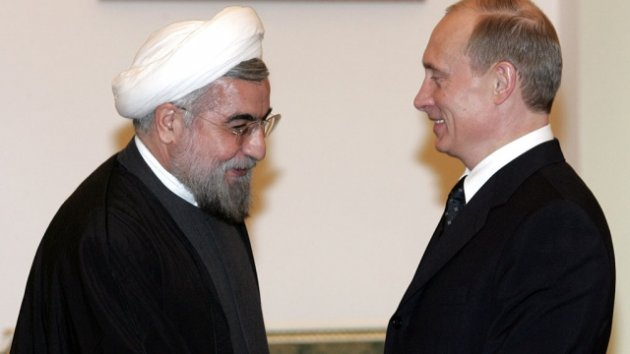 Russian President Vladimir Putin Goes to Iran to Secure Its Nuclear Program