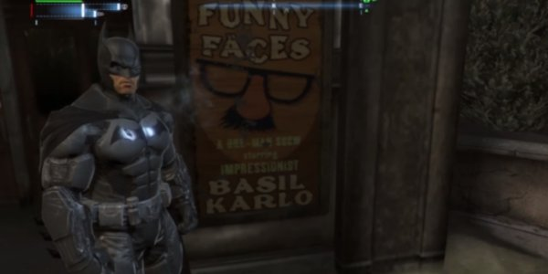 Clayface Basil Karlo poster easter egg