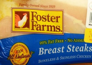 Foster Farms chicken products caused public health alert too be issued