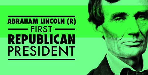 The Republican Party of Abraham Lincoln