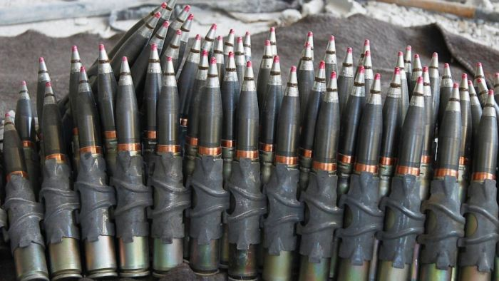 Syria Weapons Now Unstable Say Inspectors
