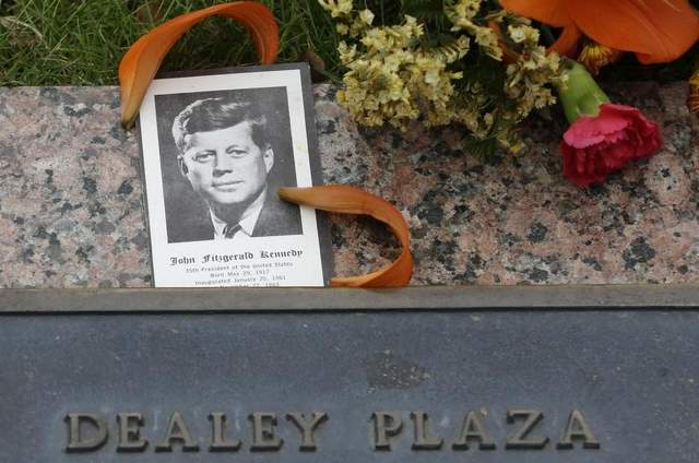 John F. Kennedy Remembered in Dallas 50 Years Later