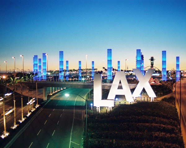 Celebrities Scared Too – Fame Cannot Protect from Fear at LAX.