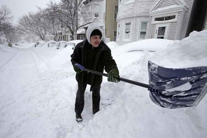 Winter Weather Storm Responsible for Eight Fatalities