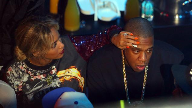 Beyonce and Jay Z Blow $100,000 Partying in One Night