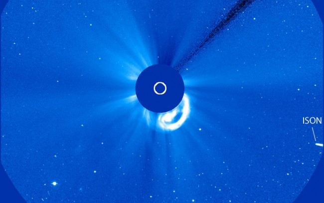 Comet ISON Really Done For This Time