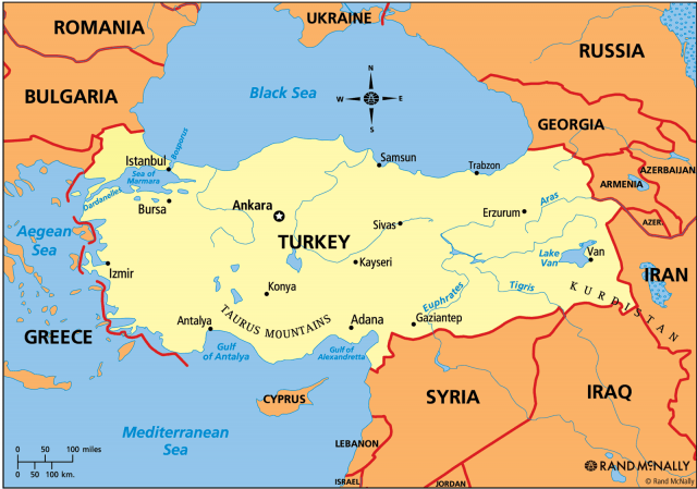 Earthquake 5.8 Violently Hits Turkey Egypt and Cyprus Turkey